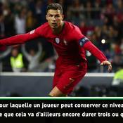 Santos : «Ce que fait Ronaldo à 34 ans est hors du commun»