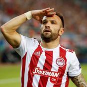 A l'Olympiakos, tout roule pour Mathieu Valbuena