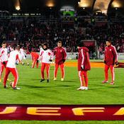 Benfica fait à nouveau chuter la France