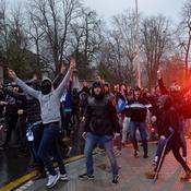 Bilbao-OM: Des supporters de Marseille blessent deux policiers