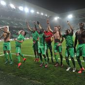 Ce 0-0 suffit au bonheur des Verts, qualifiés pour les 16es