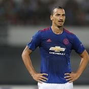 Débuts européens ratés pour Ibrahimovic avec Manchester United