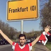 Deux supporters du Benfica se trompent de «Francfort» … et finissent à 600km du stade