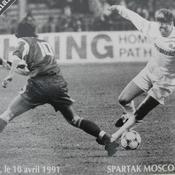 OM, Spartak, 1991