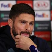 Giroud remplaçant à Chelsea : «Je ne vais pas abandonner»