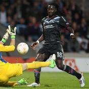 Bafétimbi Gomis Lyon Ligue Europa