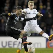 Maxime Gonalons Lyon-Tottenham