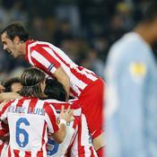 L'Atlético Madrid en première classe
