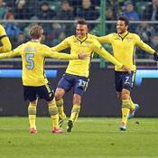 La Lazio et Séville qualifiés