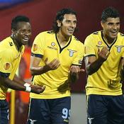La Lazio s'en sort bien, Valence se relance