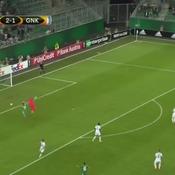 Ligue Europa: le but gag de la soirée inscrit en Autriche