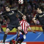 Atlético Madrid, - Livepool