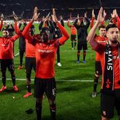 Le Stade Rennais domine Arsenal après une soirée de folie