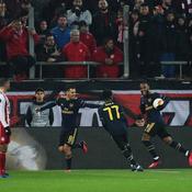 Ligue Europa : Arsenal, l'Inter Milan et Francfort foncent vers les 8es