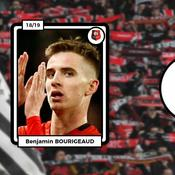 Les notes des Rennais face à Arsenal : l'éclair de Bourigeaud