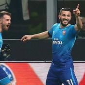 Arsenal assomme l'AC Milan et se donne de l'air