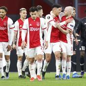 Le parcours européen de Lille s'arrête à Amsterdam