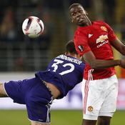 Rejoint sur le fil, Manchester United rate le coche à Anderlecht