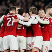 Bousculé par l'AC Milan, Arsenal reste (logiquement) en vie