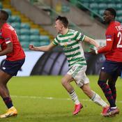 Battu par le Celtic Glasgow, Lille abandonne sa première place à l'AC Milan