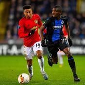 Ligue Europa : match nul entre Bruges et Manchester Utd