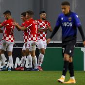 Défait en Israël, Nice quitte la Ligue Europa par la petite porte