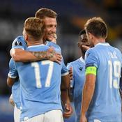 A Rome, Rennes passe près d'un gros coup contre la Lazio