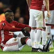 Manchester United poursuit sa route mais perd Pogba sur blessure