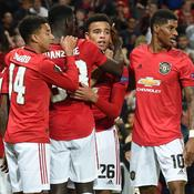 Manchester United et Arsenal assurent l'essentiel