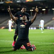 Manchester United confirme son regain de forme en atomisant Linz
