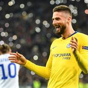 Giroud et Chelsea s'amusent, l'Inter Milan et le FC Séville éliminés