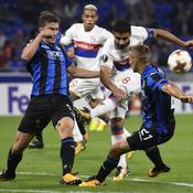 Accroché par l'Atalanta Bergame, Lyon ne sait plus gagner
