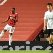 Manchester United logiquement qualifié pour le top 8 de la Ligue Europa