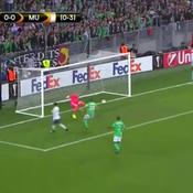 Ligue Europa : Mkhitaryan brise les derniers espoirs stéphanois d'entrée (vidéo)