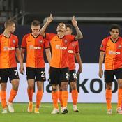 Le Shakhtar Donetsk se balade contre Bâle et défiera l'Inter Milan