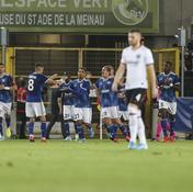 Strasbourg bat Francfort et peut croire en ses chances