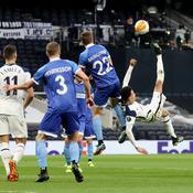 Alli la joue comme Giroud, Tottenham premier qualifié pour les 8es