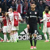 Lyon balayé par la fougue de l'Ajax