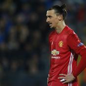 Zlatan Ibrahimovic et Manchester United ont été tenus en échec sur la pelouse du club russe de Rostov ce jeudi (1-1)