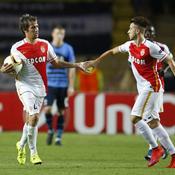 Monaco évite le pire contre Tottenham