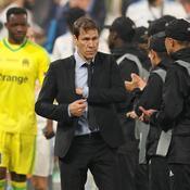 Rudi Garcia : «Le score est trop sévère»