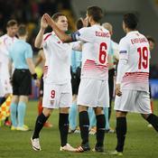 L'attaquant français Kevin Gameiro a marqué un but lors du match aller