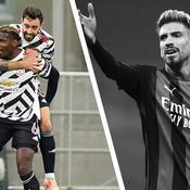 Tops/Flops AC Milan-Manchester United : Pogba porte United sur ses épaules, le match compliqué de Castillejo