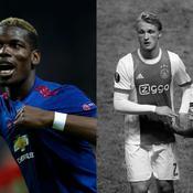 Tops/Flops Ajax-MU : Pogba fait «boom», Dolberg fait «pschitt»