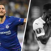 Tops/Flops Chelsea-Arsenal : Le cadeau d'adieu de Hazard, Arsenal trop fébrile