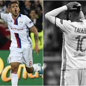 Tops/Flops Lyon-Besiktas : Tolisso en taulier, Lacazette passe à côté