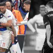 Tops/Flops Lyon-Everton : Depay confirme, Schneiderlin voit rouge