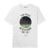 Un t-shirt «Jean-Michel Aulas, on va la gagner chez toi» pour les supporters de l'OM