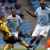 Patrick Vieira-Manchester City