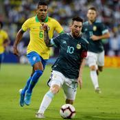 Messi, dans tous les coups pour son retour avec l'Argentine